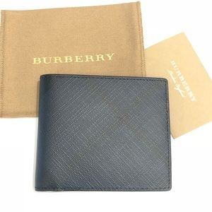 Burberry London Check International Bifold Wallet